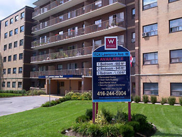 Keele And Rogers Apartment For Rent