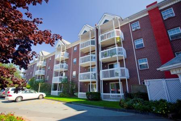 Apartments for Rent in Halifax -  Ocean Brook Park Apartments - CanadaRentalGuide.com