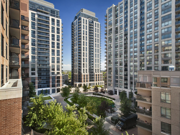 3 summerland terrace palomar at village gate west toronto ontario for 3 bedroom apartments for rent toronto