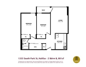 1333 South Park Street Park Victoria Apartments Halifax