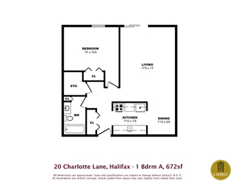 how to get floor plans halifax ns